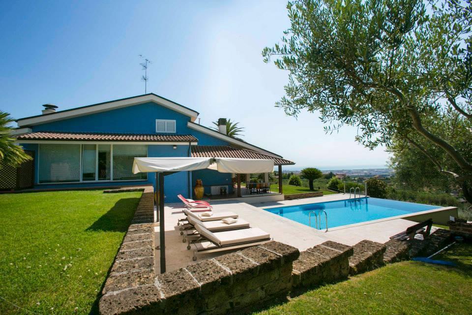 Villa in vendita Rif. 5666286