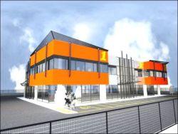 Negozio in Affitto a Ascoli Piceno, zona zona industriale campolungo, 12'000€, 1000 m²