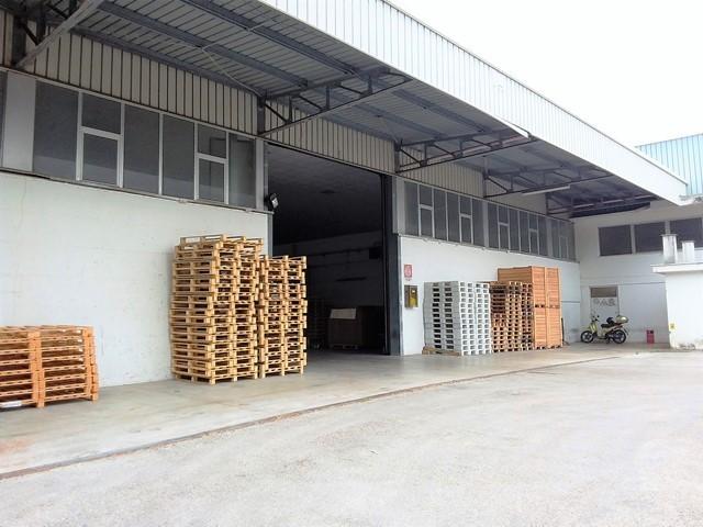 Capannone / Fondo - Industriale/Artigianale a Acquaviva Picena Rif. 4144746