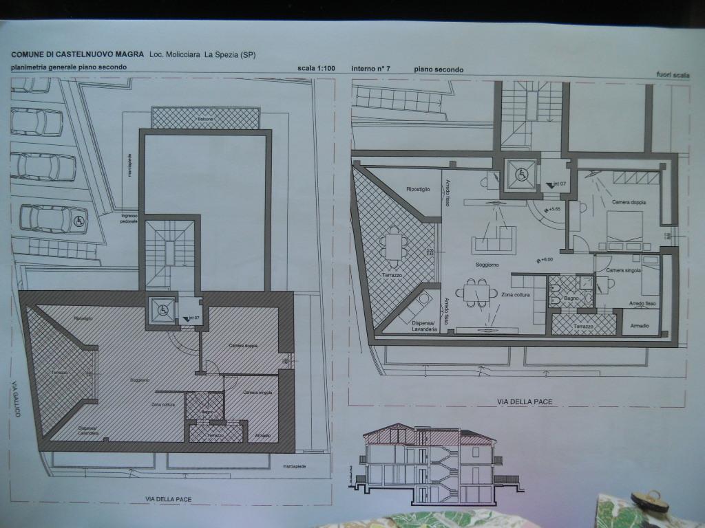 Appartamento in vendita, rif. 2269