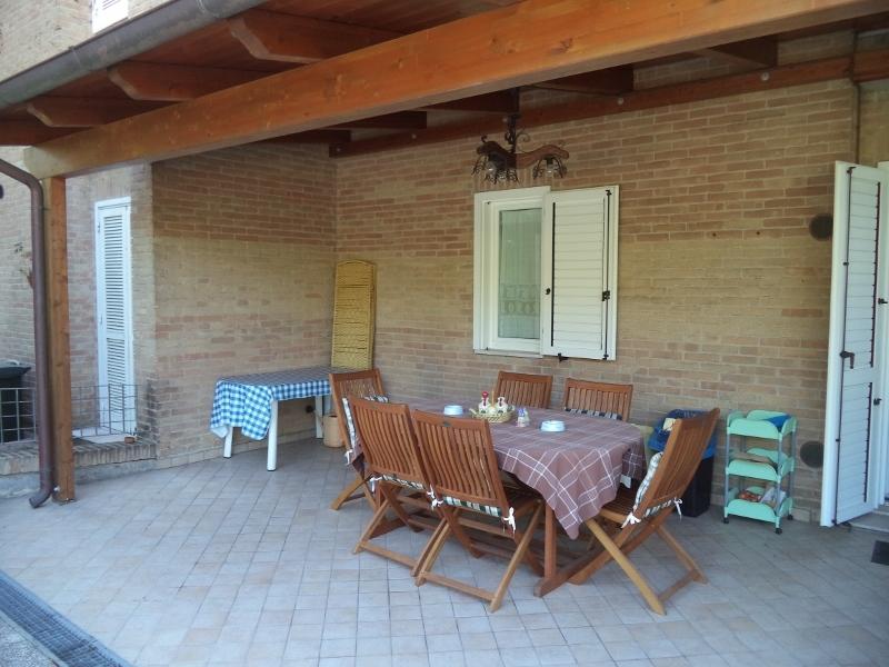 Indipendente - villa a schiera a Porto d'Ascoli, San Benedetto del Tronto