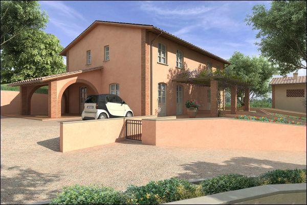 Soluzione Indipendente in vendita a Montopoli in Val d'Arno, 6 locali, prezzo € 450.000 | CambioCasa.it