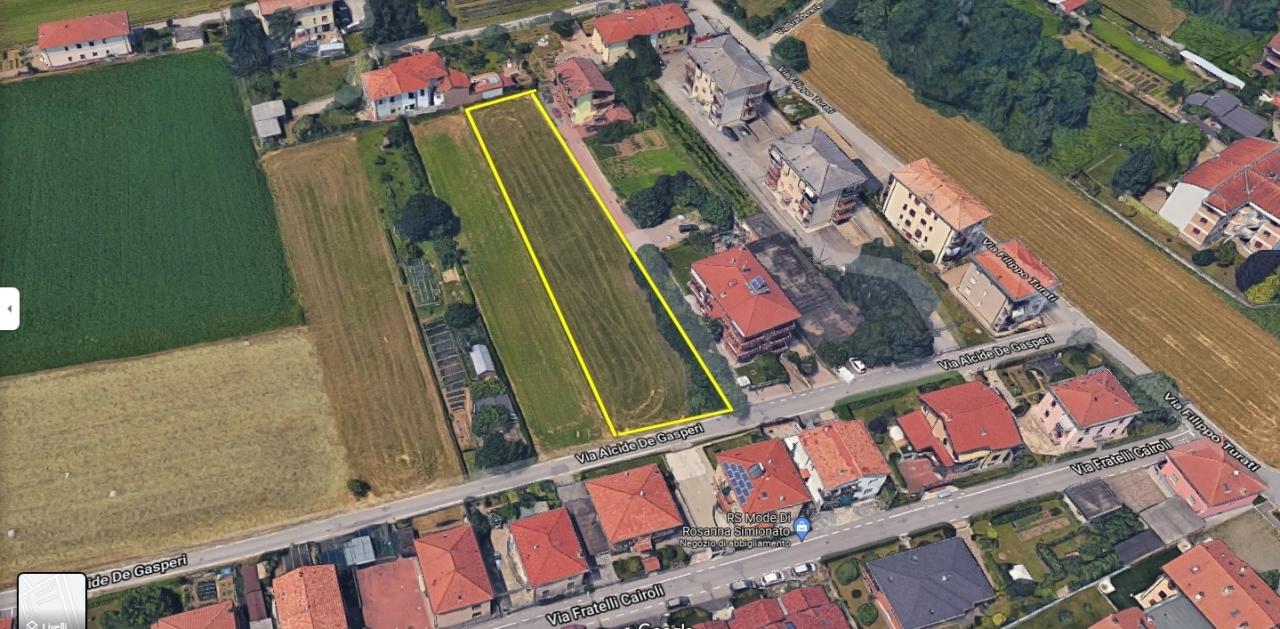 Terreno Edificabile Residenziale in vendita a Tradate, 9999 locali, prezzo € 220.000 | CambioCasa.it