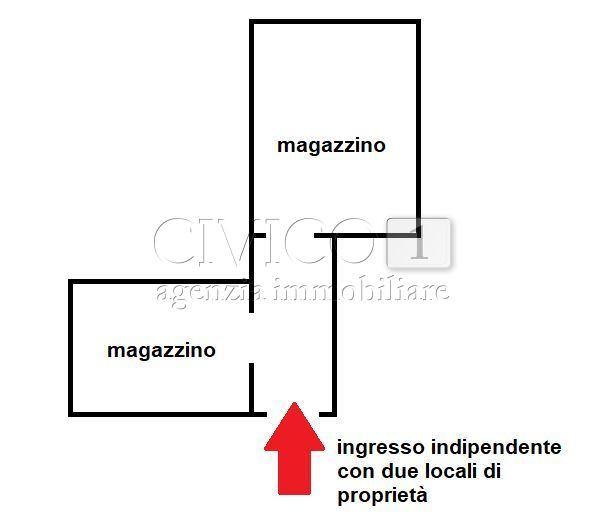 Magazzino in vendita a Venezia (VE)
