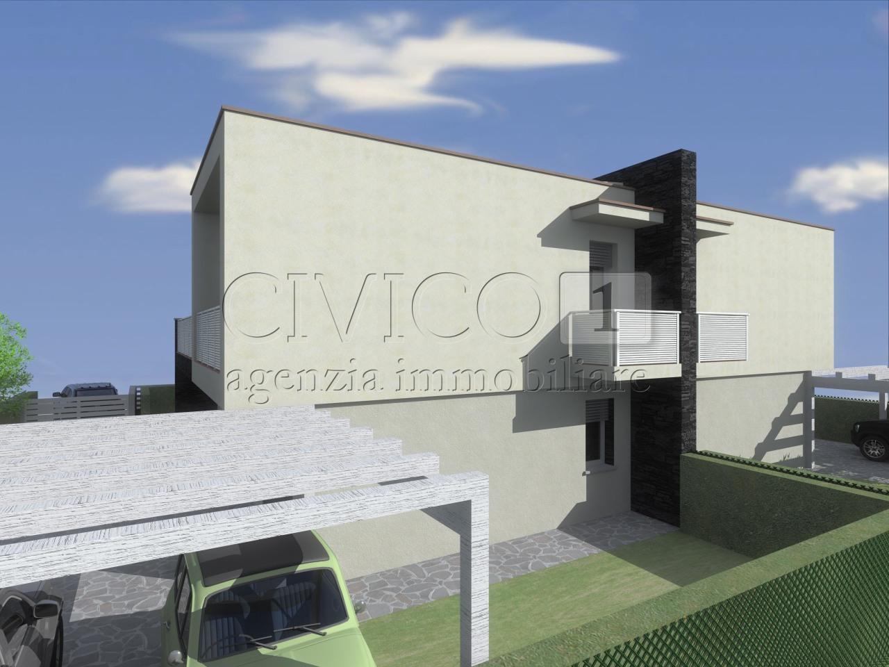 Villetta a schiera in vendita Rif. 10055653