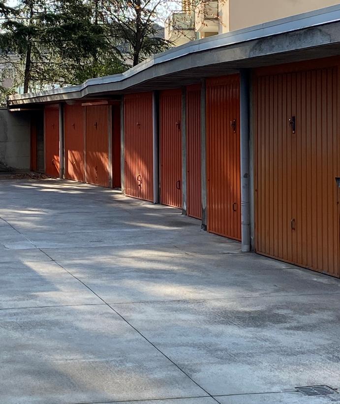 Box / Garage in affitto a Somma Lombardo, 1 locali, prezzo € 60 | PortaleAgenzieImmobiliari.it