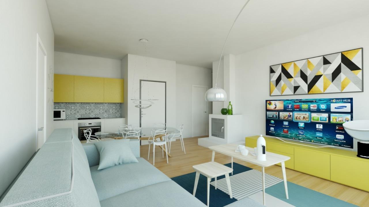 Appartamento - Attico a ALCIDE DE GASPERI, Palermo