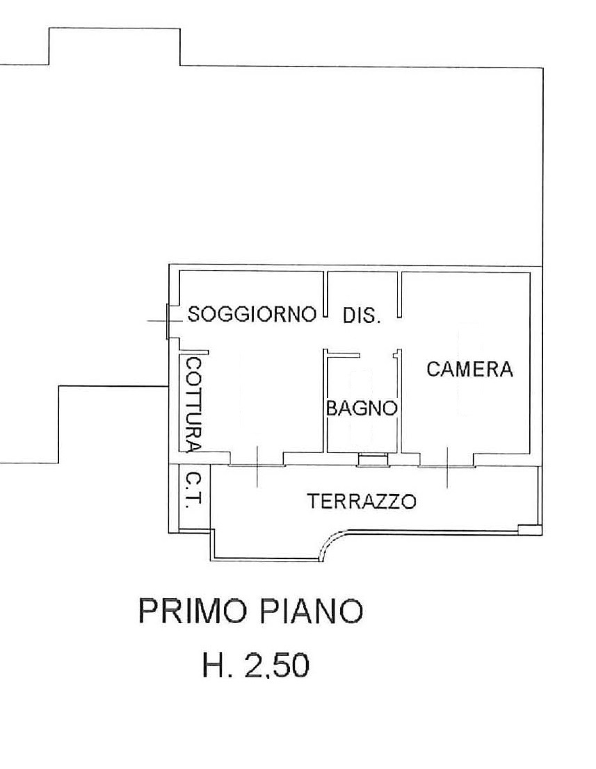 Appartamento - Bilocale a Crosere, Latisana