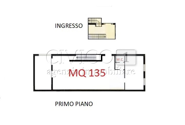 Negozio / Locale in affitto a Selvazzano Dentro, 3 locali, prezzo € 1.200 | CambioCasa.it