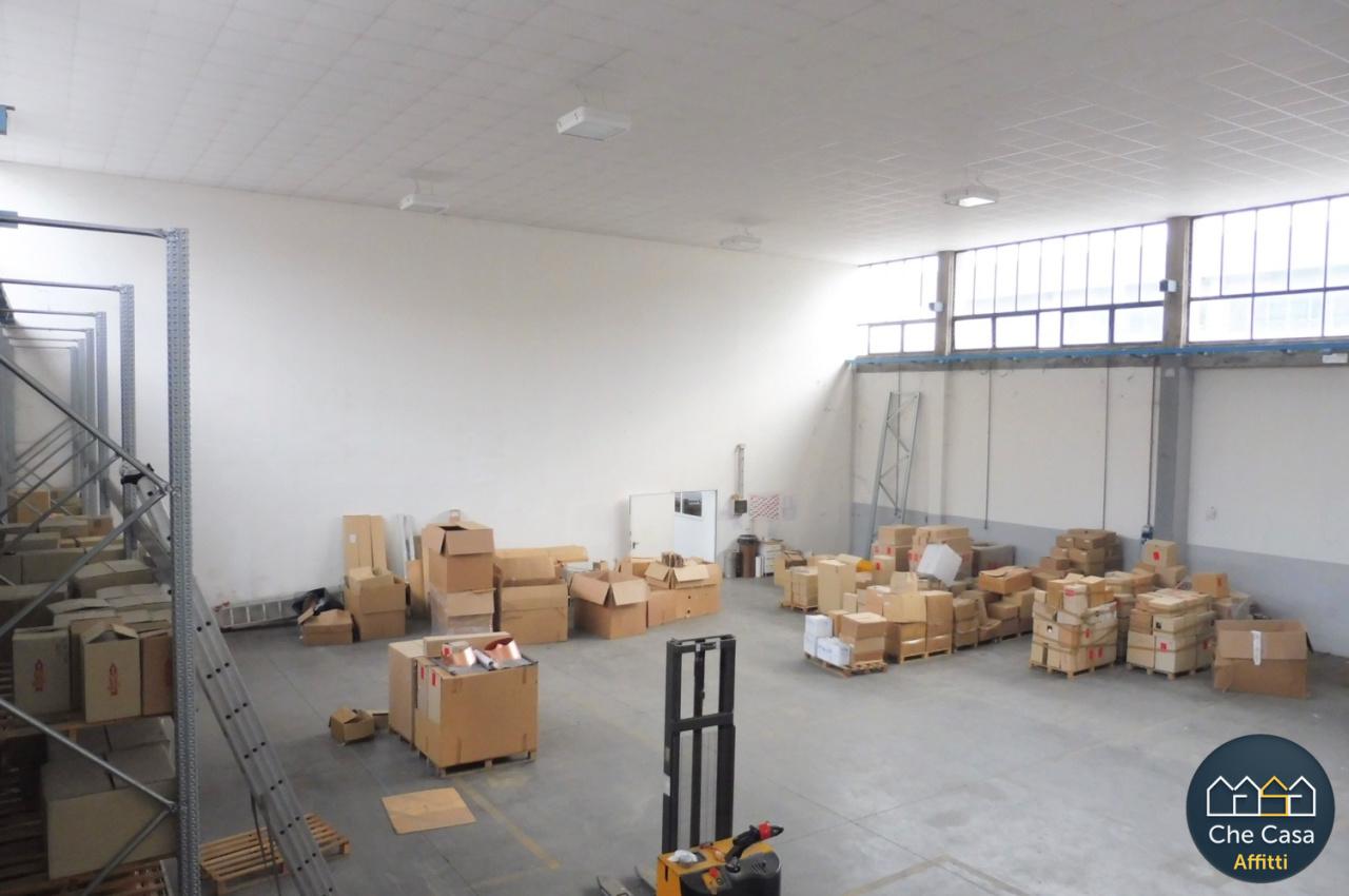Capannone / Fondo - Laboratorio a Sant'Egidio, Cesena Rif. 9173925