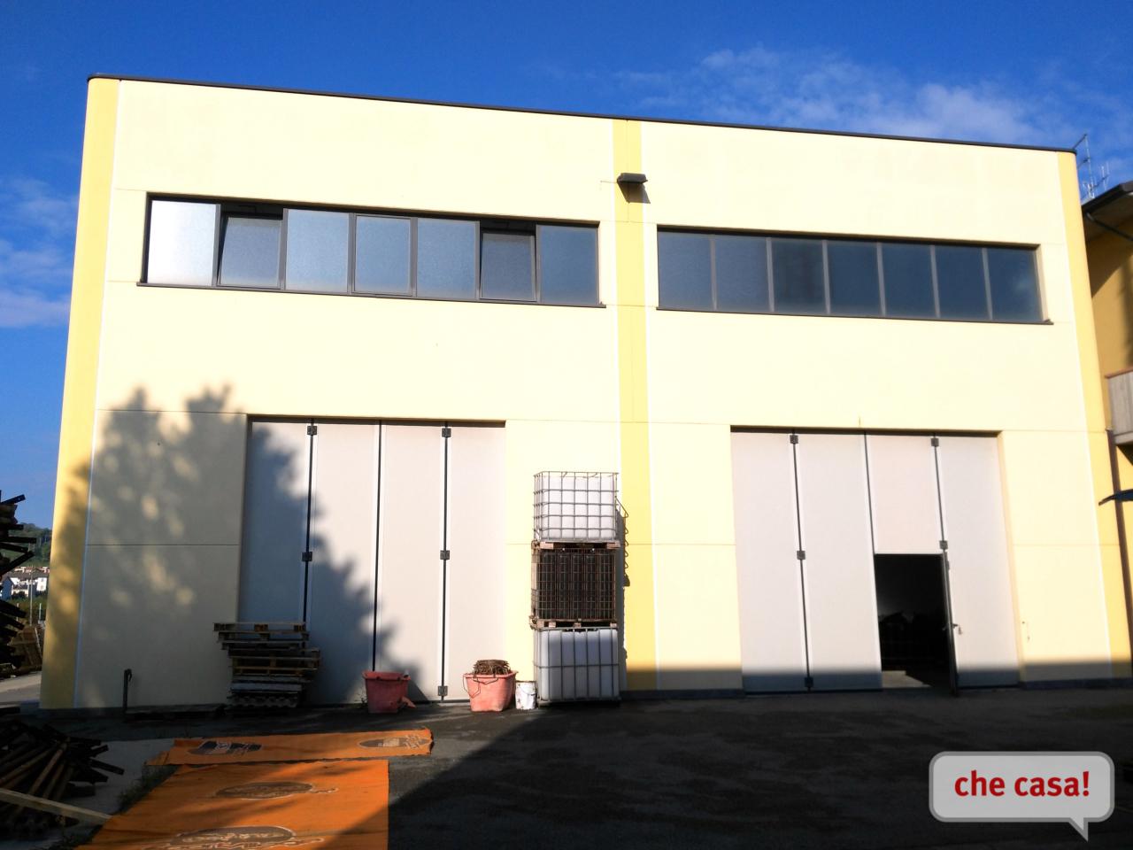 Capannone / Fondo - Industriale/Artigianale a Ponte Ospedaletto, Longiano Rif. 9707207