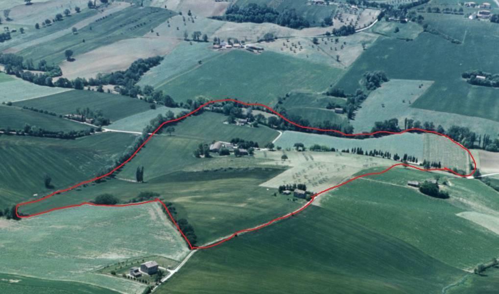 Agricolo - Seminativo a Montefiore, Recanati