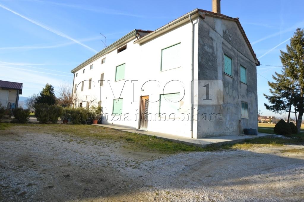 Soluzione Semindipendente in vendita a Castegnero, 7 locali, prezzo € 125.000 | CambioCasa.it