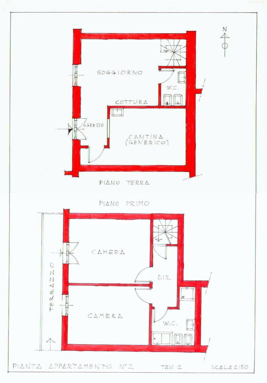 Terratetto in vendita, rif. 1730