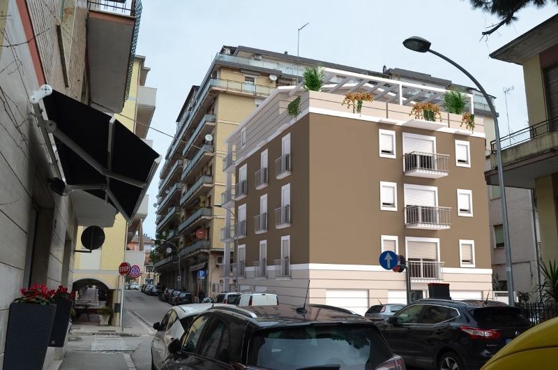 Appartamento - Trilocale a Centro, San Benedetto del Tronto