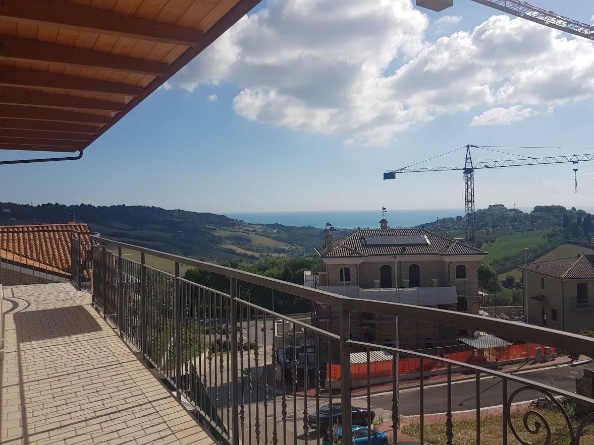 Attico / Mansarda in vendita a Monteprandone, 5 locali, prezzo € 255.000   PortaleAgenzieImmobiliari.it