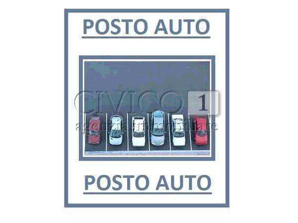 Box e posti auto in buone condizioni in affitto Rif. 10756353