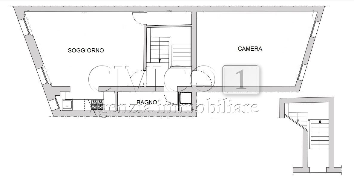 Appartamento in affitto a Venezia (VE)