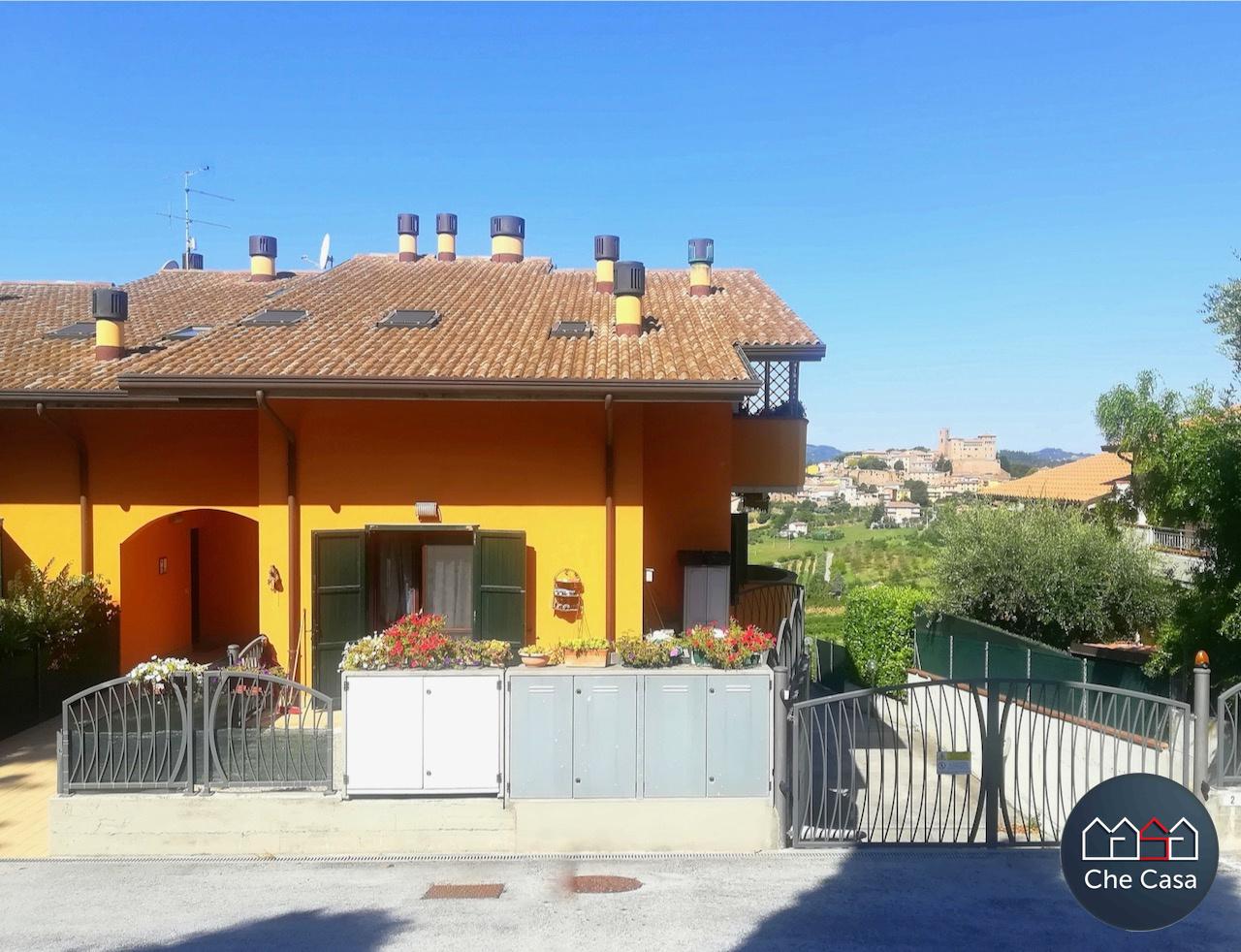 Appartamento in vendita a Longiano, 3 locali, prezzo € 139.000   CambioCasa.it