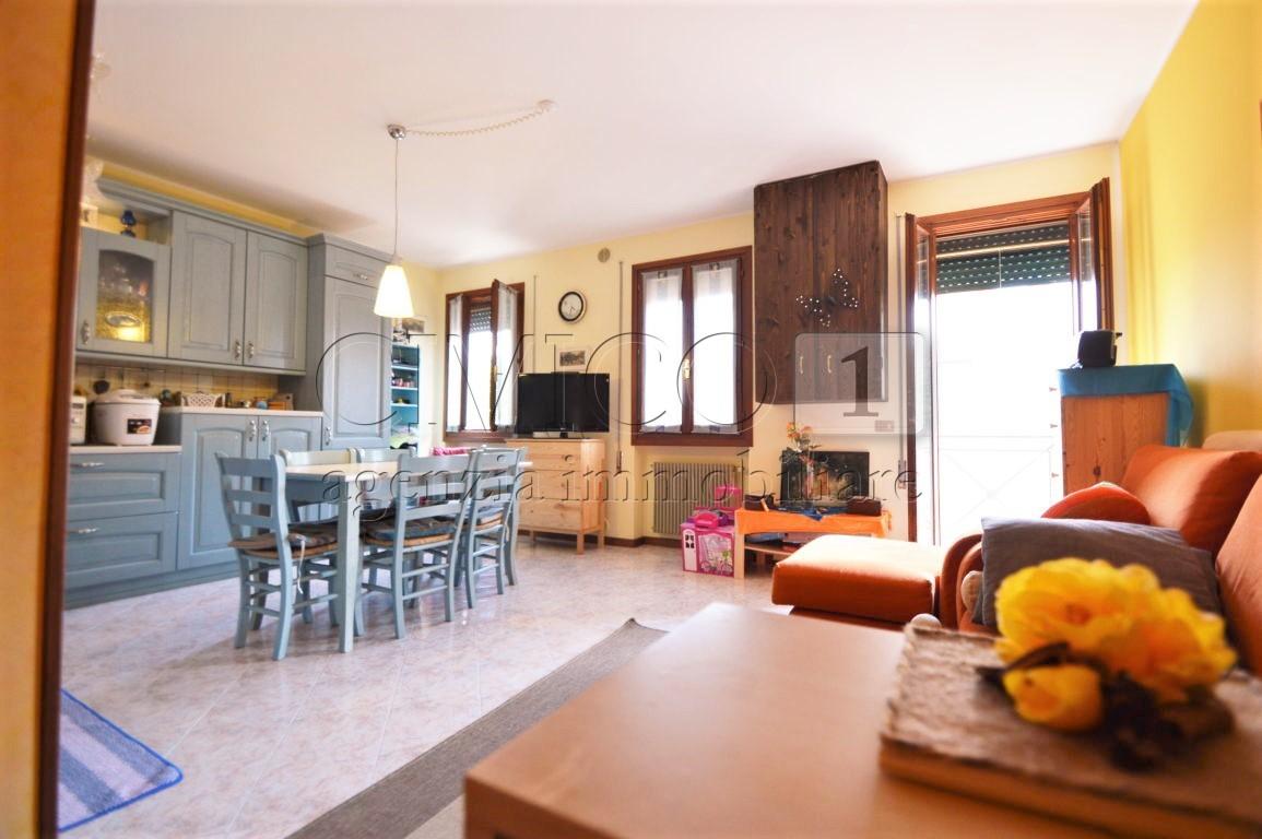 Appartamento - Bicamere + studio a Ponte Di Mossano, Barbarano Mossano