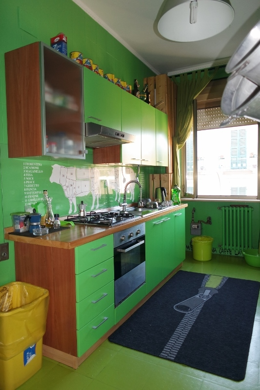 Pentalocale in buone condizioni in affitto Rif. 11569644