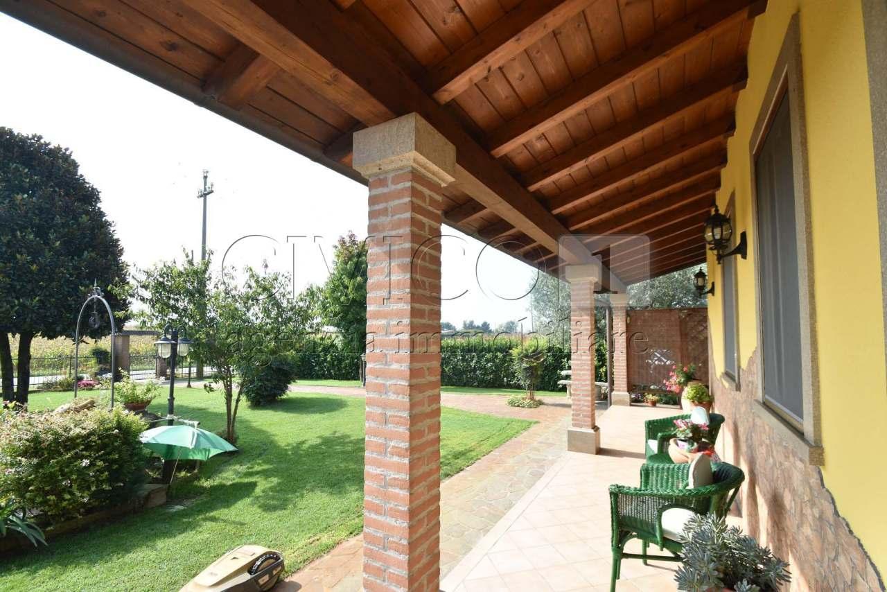 Soluzione Indipendente in vendita a Montegalda, 7 locali, prezzo € 290.000   CambioCasa.it