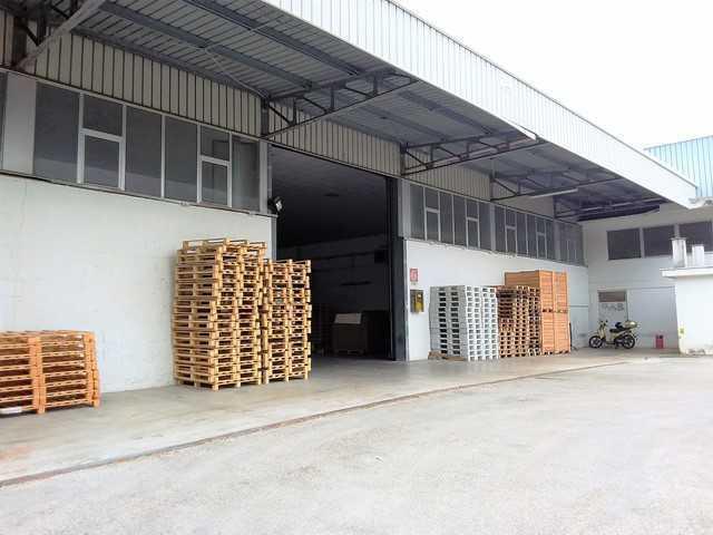 Capannone / Fondo - Industriale/Artigianale a Acquaviva Picena Rif. 4144740