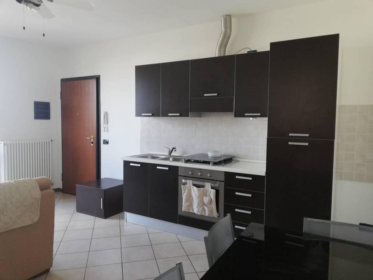 Appartamento in affitto a Chiari, 3 locali, prezzo € 550 | CambioCasa.it