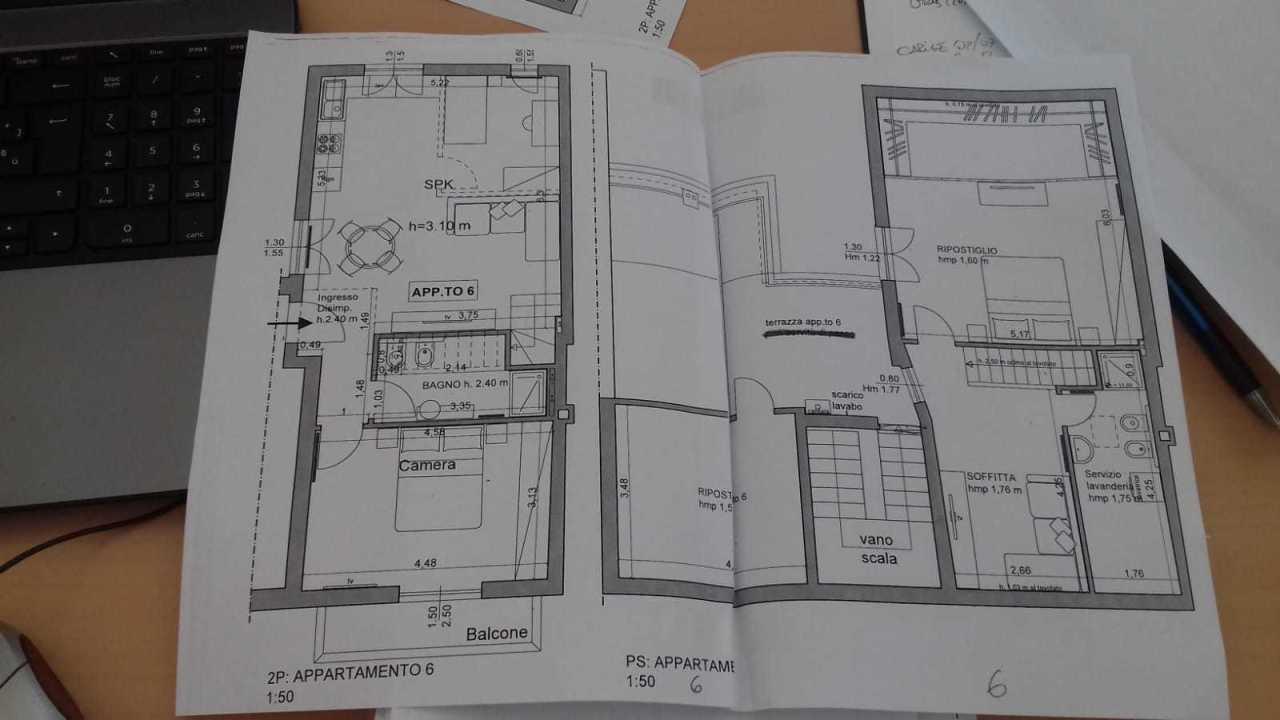 Appartamento in vendita, rif. 2778