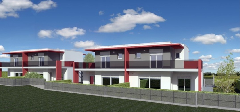 Oltrona s m co ville progettokasa immobiliare for Ville bifamiliari moderne