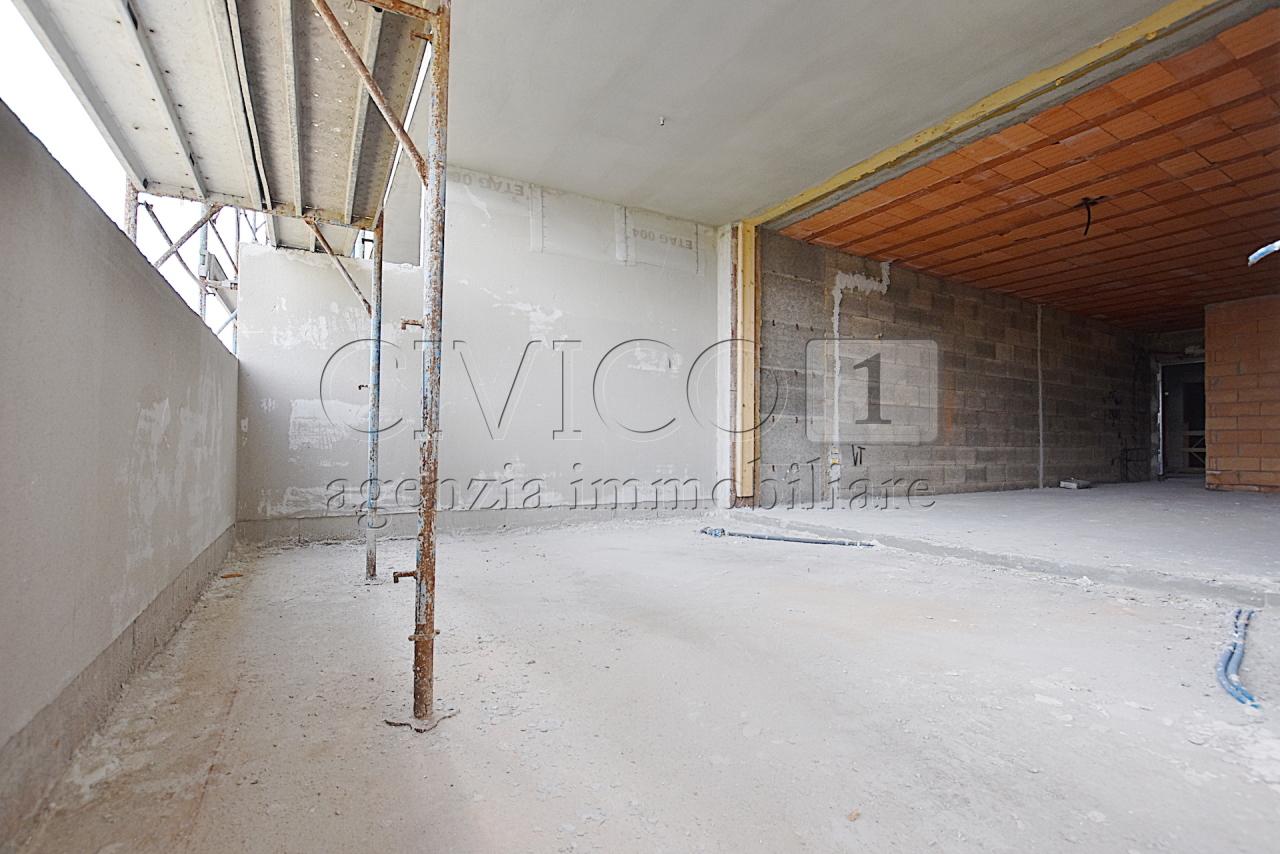 Appartamento - Attico a Ponterotto-giustizia, Limena